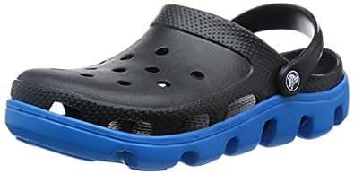 [クロックス] crocs Duet Sport Clog 11991 07U(Black/Ocean/M5/W7)