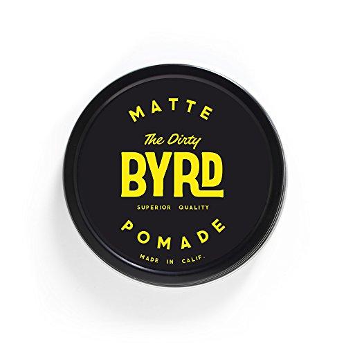 BYRD(バード)  マットポマード 28g