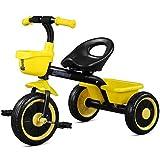 幼児の三輪車のスポーツ三輪車の漸進的なバランスのバイクの三輪車の古典的な小さな三輪車の操縦と散歩Trike ( Color : 1 )