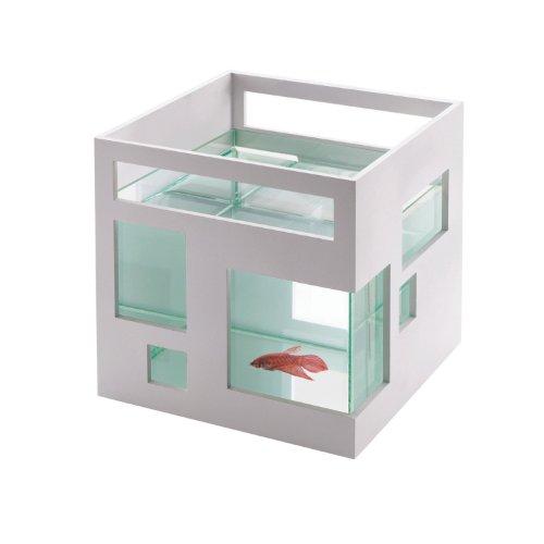 オシャレな金魚鉢 アクアリウム フィッシュホテル (積み重ねたり、色を塗ったりしてオリジナルなフィッシュホテルに)[並行輸入品]