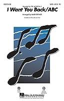 Jackson 5 I Want You Back & Abc (Brymer Mark) Satb Choral