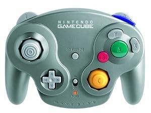 ゲームキューブ用ワイヤレスコントローラ ウェーブバード(シルバー)