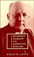 Reinhold Niebuhr Christian Realism