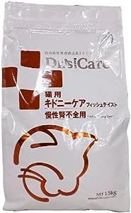 ドクターズケア (Dr's CARE) 療法食 キドニーケアフィッシュテイスト 1.5KG