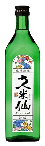 久米仙酒造 久米仙グリーンボトル 30度 720ml
