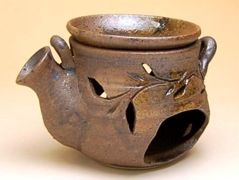 トレッド誤解スリンク有田焼 土瓶型 茶香炉【サイズ】径14cm×9.2cm×高さ9cm
