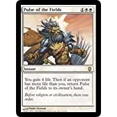 Pulse of the Fields (Magic the Gathering : Darksteel #11 Rare) by Magic: The Gathering [並行輸入品]