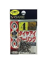 ささめ針(SASAME) 400-A ダイヤアイローリング 4