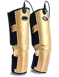 膝レギンス用電気加熱パッド、膝ブレースラップサポート、脚循環用、膝捻挫痙攣関節炎の痛み