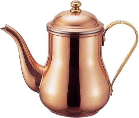 COPPER 100 純銅製 コーヒーポット 0.74L S-830P