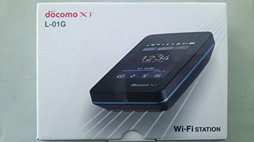 docomo Wi-Fi STATION L-01G