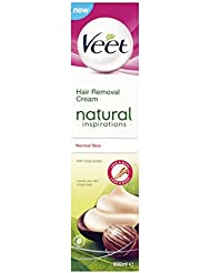 Veet Naturals Hair Removal Cream for Normal Skin 200ml by Veet