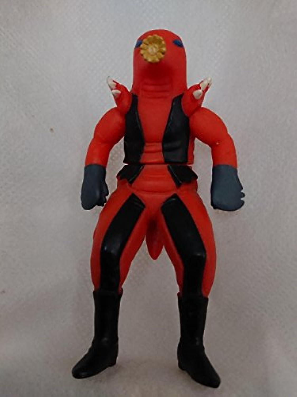 仮面ライダー ソフビ 仮面ライダー 怪人 もぐら獣人 約9cm