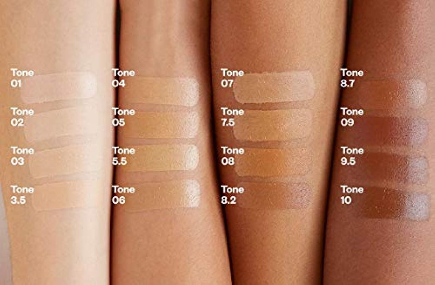台風偽善ベリKOSAS Tinted Face Oil Foundation (Tone 7.5)