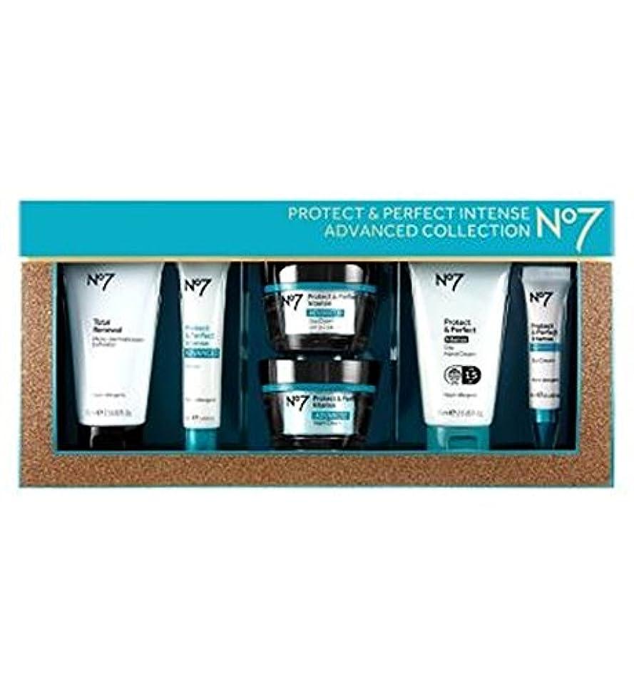 ほこりシャーロットブロンテ理由No7保護&完璧な強烈な高度なコレクション (No7) (x2) - No7 Protect & Perfect Intense ADVANCED Collection (Pack of 2) [並行輸入品]