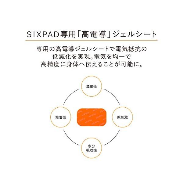 シックスパッド レッグベルト(SIXPAD ...の紹介画像13