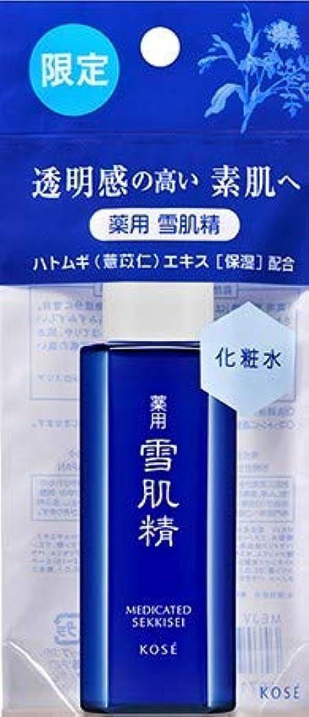 専ら社会新しさ限定品 コーセー 雪肌精 化粧水 24ml