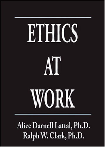Download Ethics at Work 0937100102