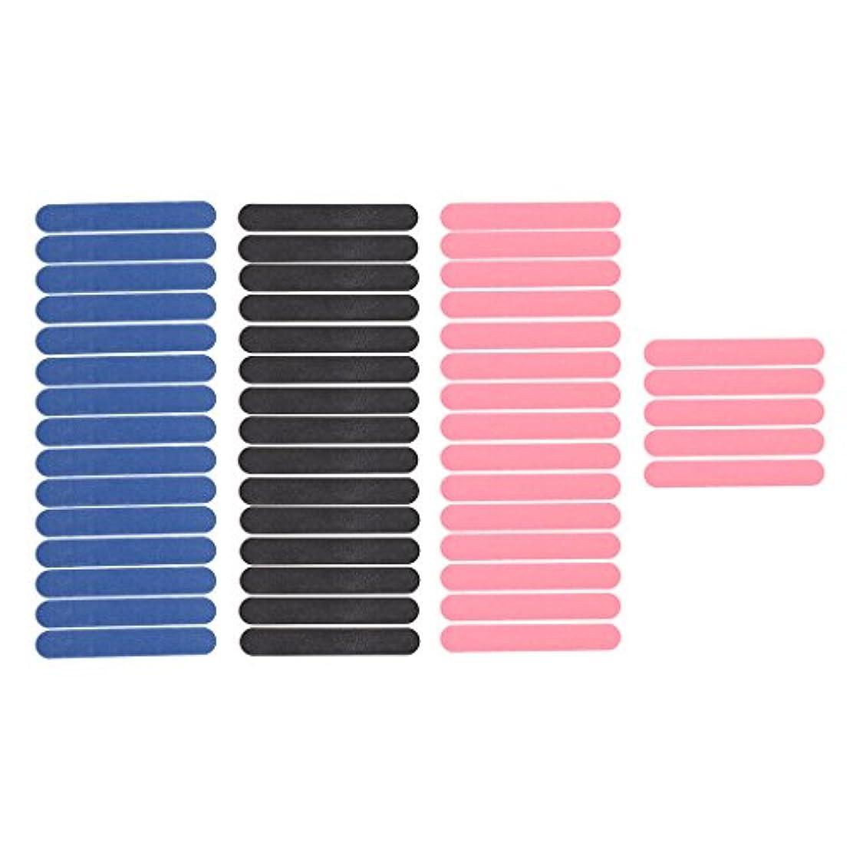 顔料香りシネウィ約50個 ネイルファイル ミニ 両面 ネイル ファイル マニキュア プロ サロン ネイルトリートメント ネイルエクステンション