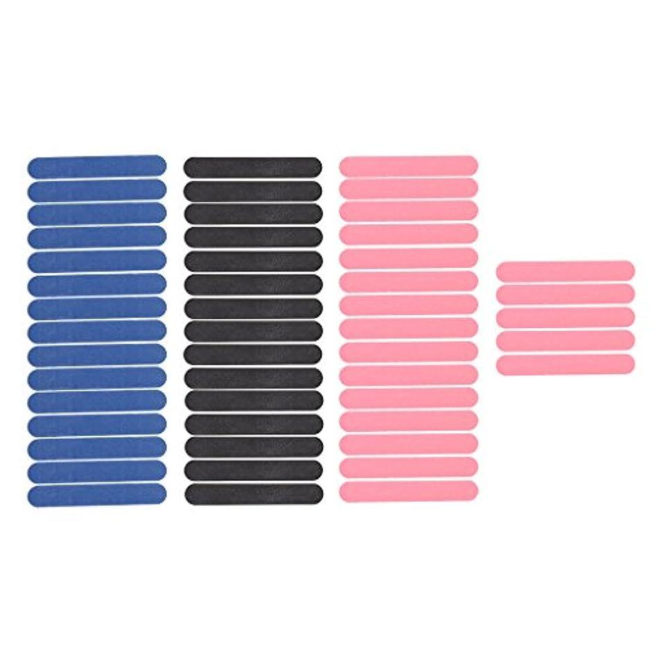 音声学不均一上記の頭と肩KOZEEY 約50個 ネイルファイル ミニ 両面 ネイル ファイル マニキュア プロ ネイルサロン ネイルトリートメント サンドペーパー ネイル道具