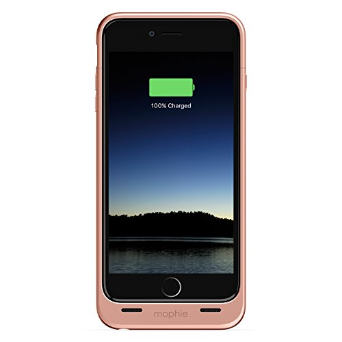 mophie juice pack for iPhone 6 Plus/6S Plus (2,600mAh) - Rose Gold by mophie