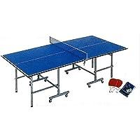 【受注生産品】カネヤ 家庭用サイズ 卓球台FC15 K-1638S
