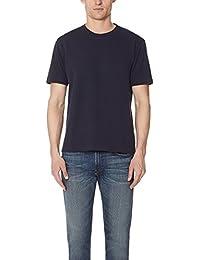 (サンスペル) Sunspel メンズ トップス Tシャツ Short Sleeve Riviera Mesh Tee [並行輸入品]