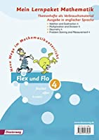 Flex und Flo - Ausgabe in englischer Sprache: Paket 4 - Ausgabe in englischer Sprache: Themenhefte als Verbrauchsmaterial