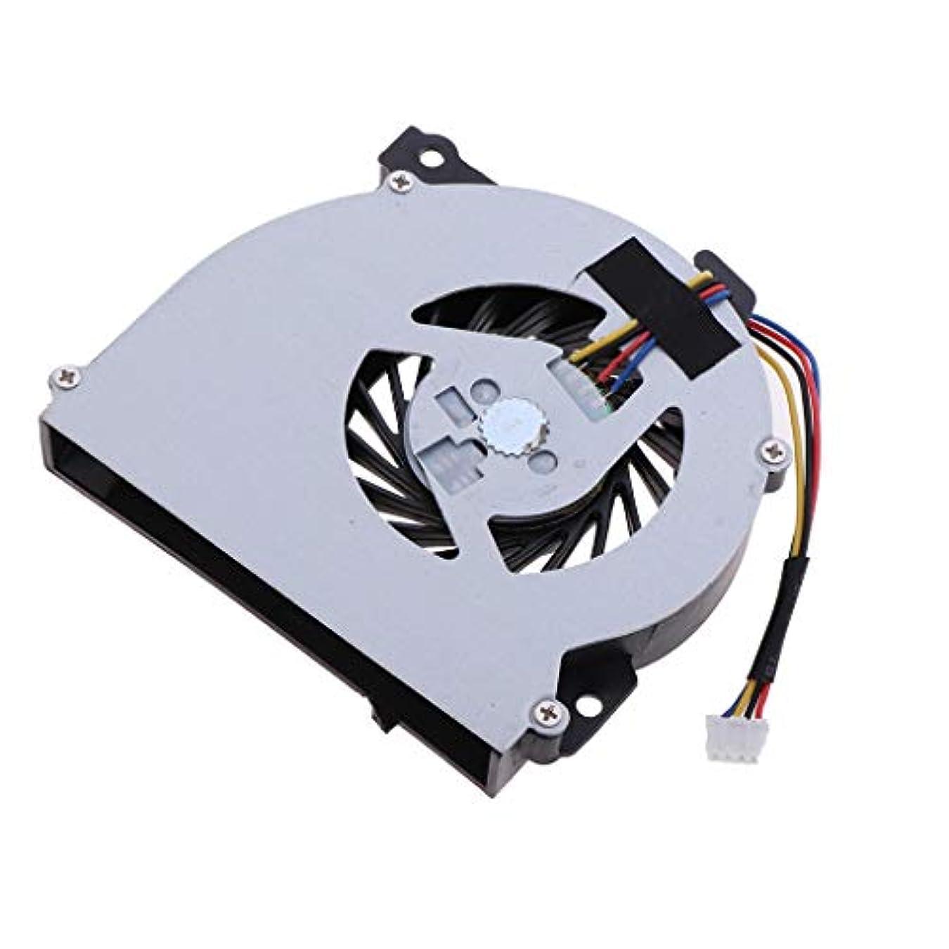落ち着いて教授テラスHP EliteBook 2560 2560p 2570P 651378-001用 ラップトップCPU冷却ファン PC冷却ファン