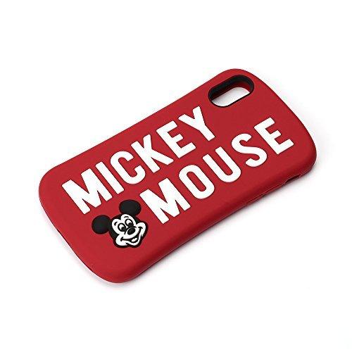 PGA iPhone X用 シリコンケース(ミッキーマウス/...