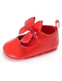 ベビーシューズ フォーマル ファースト靴 女の子 パンプス リボン 赤ちゃん ドレス靴 出産お祝い 結婚式 三五七