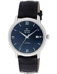 [オメガ]OMEGA 腕時計 デ・ビル ブルー文字盤 コーアクシャル自動巻 424.13.40.20.03.001 メンズ 【並行輸入品】
