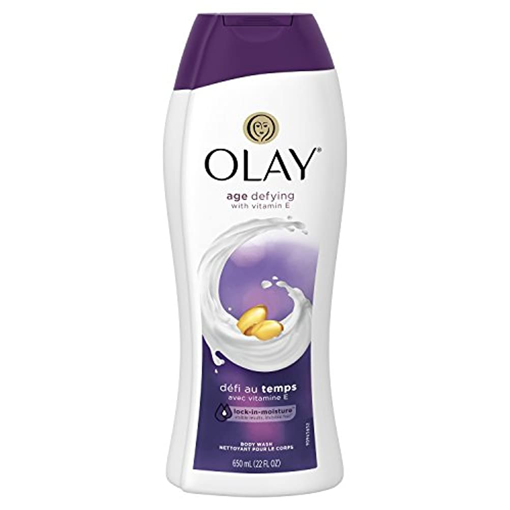地味なエーカー確立しますOlay Body Wash