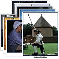 Hands-On Heritage Photo Activity Cards Colonial America [並行輸入品]