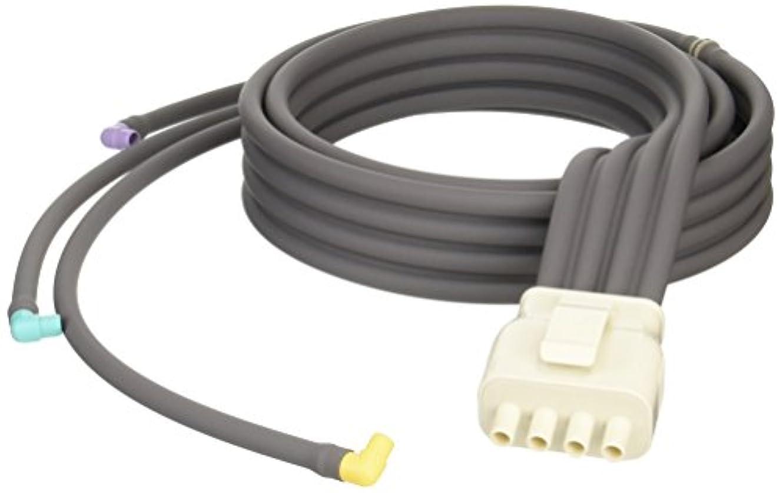 コントロール従順な醜いエアマッサージ器[ドクターメドマーR] H-50A 片脚用ホース /0-6030-13