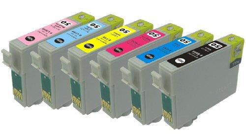 EPSON IC6CL50(エプソンプリンター用互換インク)】汎用インクカー...