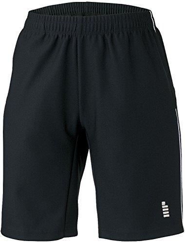 [해외]고센 테니스 자카드 반바지 블랙 PP1800 39/Gohseen Tennis Jacquard Half Pants Black PP 1800 39