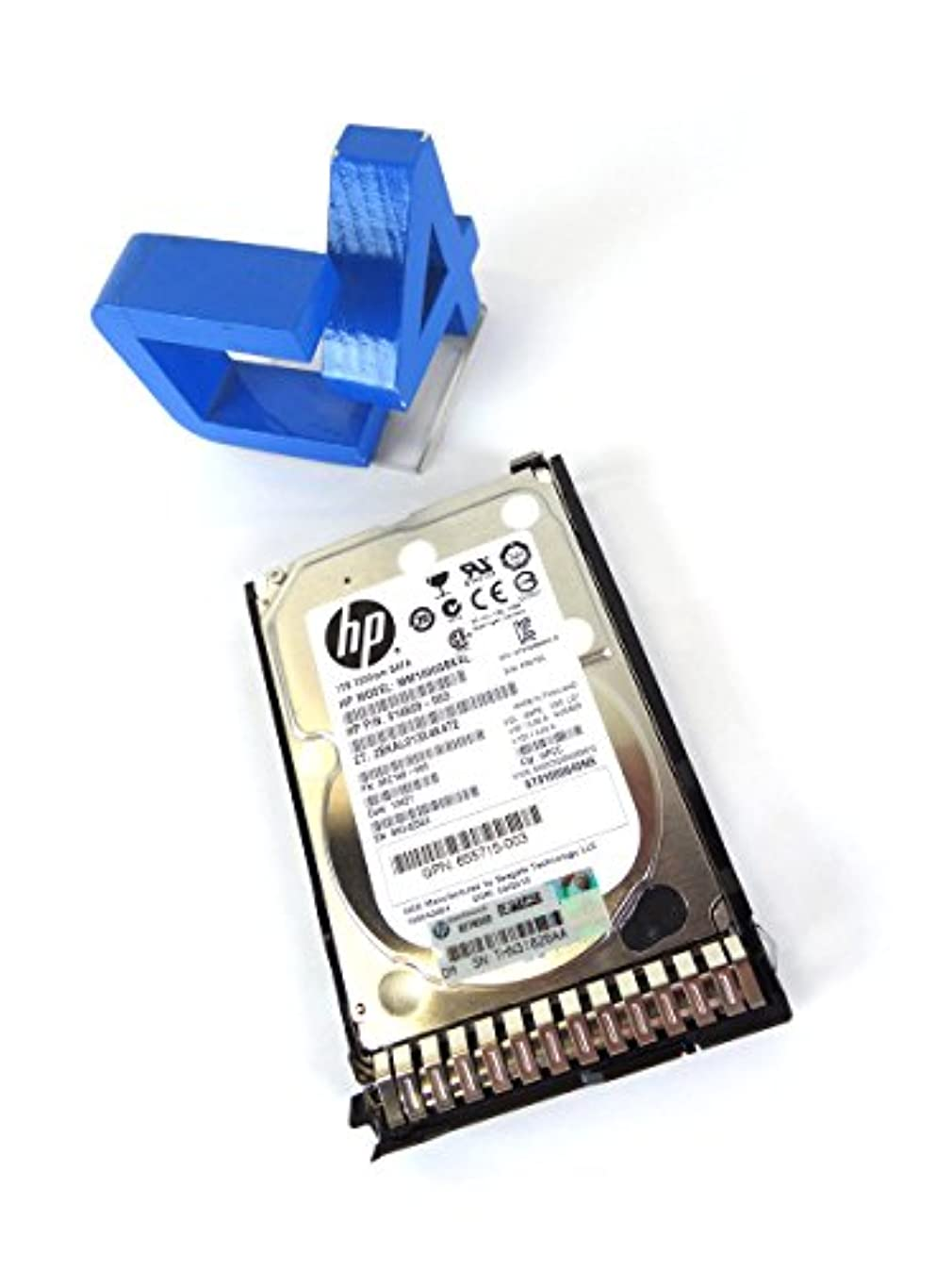 大事にする細分化するドラマ656108-001 HP G8 G9 1-TB 6G 7.2K 2.5 SATA SC