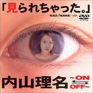 「見られちゃった。」内山理名~ON-OFF~ [DVD]