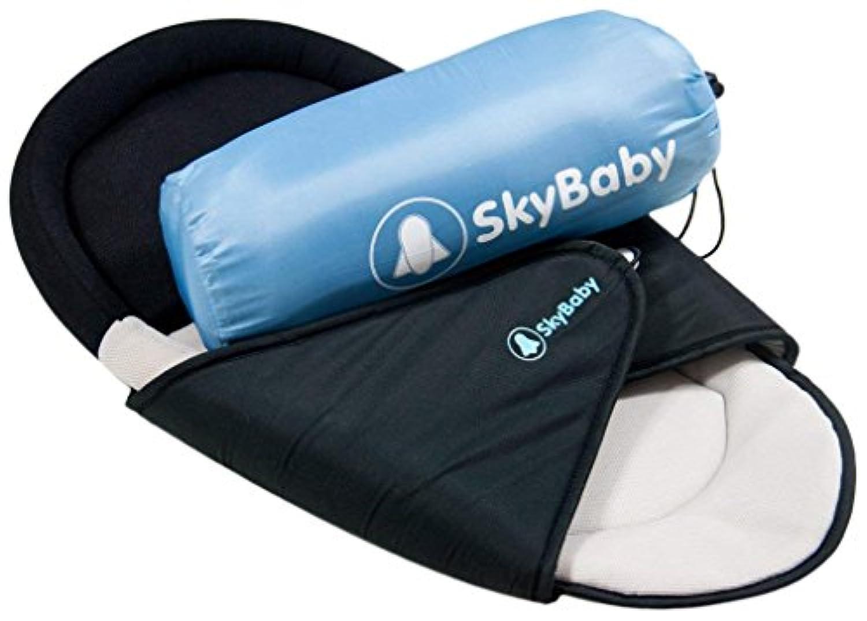 SkyBaby 機内用 ベビーマット 旅行グッズ 赤ちゃん 抱っこ-正規品