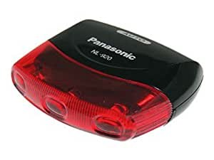 Panasonic(パナソニック) サイクルセンサーテールライト NL-920P ブラック