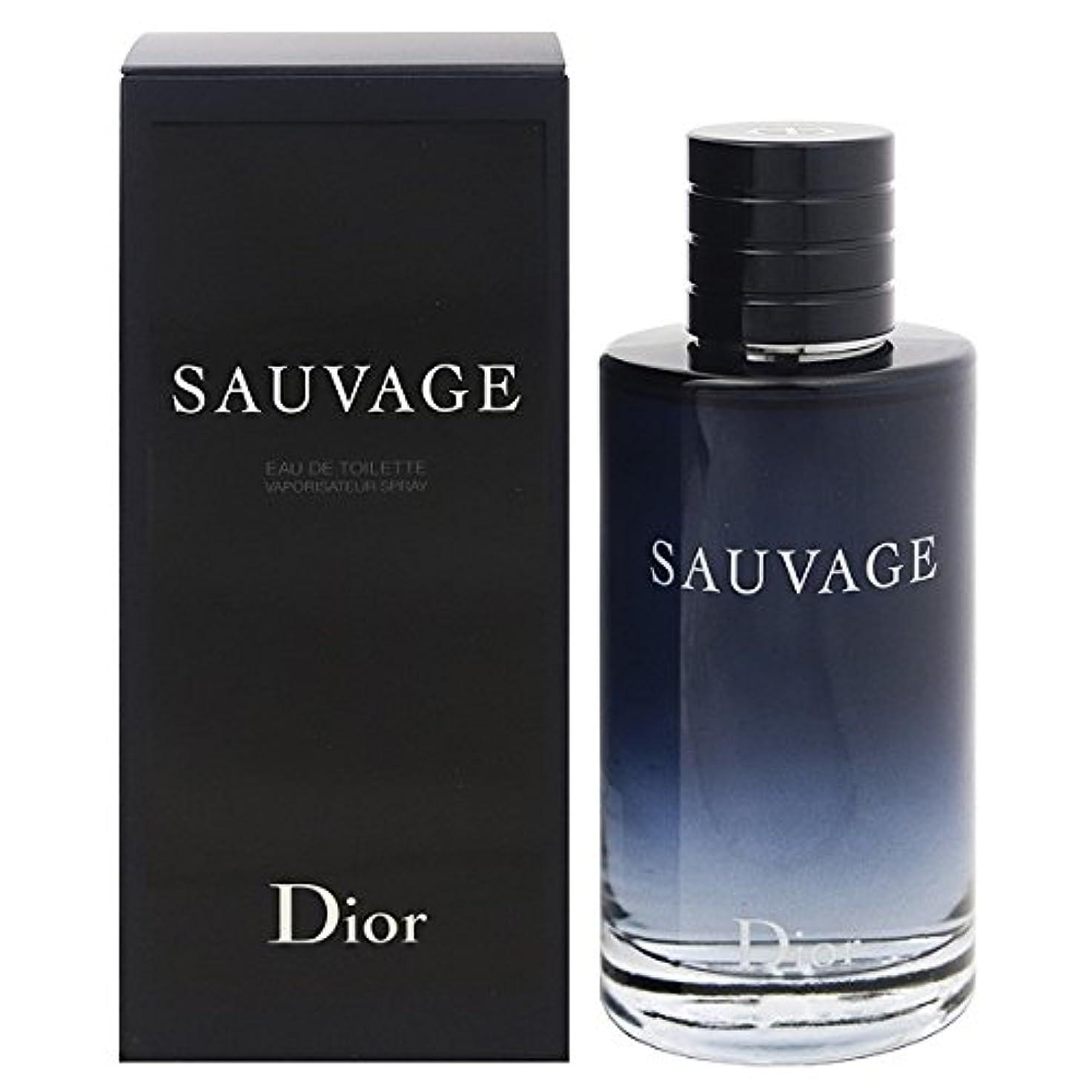 爆発する掘る最終的にクリスチャン ディオール(Christian Dior) ソヴァージュ EDT スプレー 200ml ソバージュ [並行輸入品]