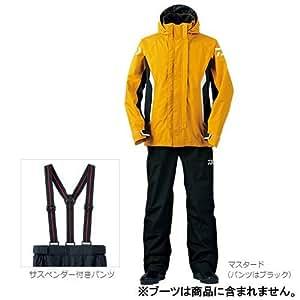 ダイワ(Daiwa) レインマックス コンビアップレインスーツ DP-3104 マスタード S