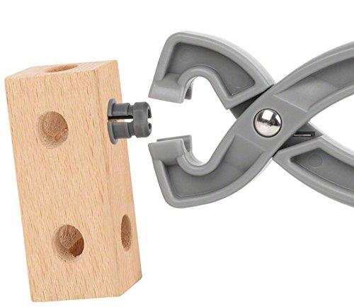 『BRIO (ブリオ) ビルダー スターターセット [ 工具遊び おもちゃ ] 34586』の1枚目の画像