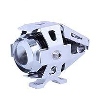 Iztoss明るい光/ ソフト ライト/クール フラッシュ ライト 125 ワット防水オートバイ led ヘッドライト u5 cree led ドライビングフォグ スポット ヘッドライト
