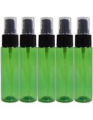 ease 保存容器 スプレータイプ プラスチック 緑色 30ml×5本