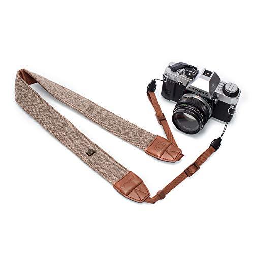 TARION デジタル 一眼レフ カメラ 用 ネック ストラップ ショルダー ストラップ ボヘミアン スタイル カメラストラップ ベルト ニコン キヤノン ソニー パナソニック 富士フイルムなど対応