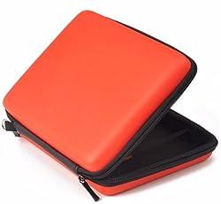 赤 ニンテンドー 2DS 本体 が 収納できる ハードケース Nintendo 2DS レッド ケース