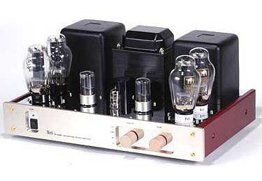 トライオード 300Bパラレルシングルプリメインアンプ VP-300BD.カンセイ-A3(TRI