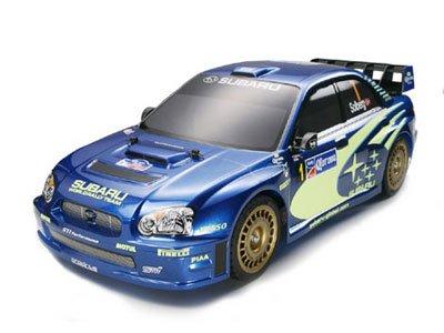 RCC インプレッサWRC2004( TT-01 )